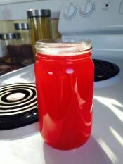 Rhubarb Syrup2